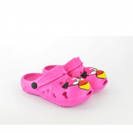 Dečije papuče E109-R roze