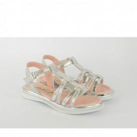 Dečije sandale 5203 srebrne