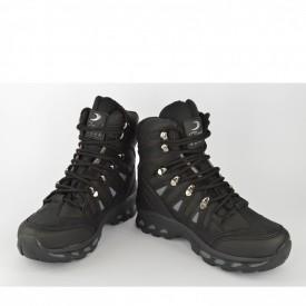 Muške duboke cipele 1633CR crne