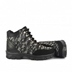 Muške duboke cipele 7529SH šarene