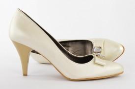 Ženske cipele na štiklu 198-B bež