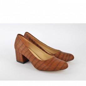 Ženske cipele na štiklu 8266BR braon