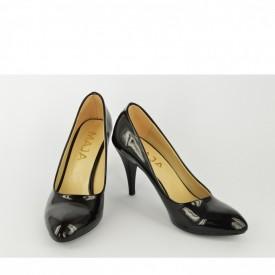 Ženske cipele na štiklu - Salonke 2003 crne