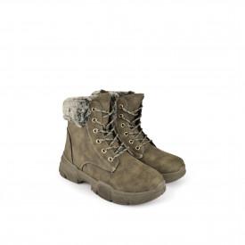 Ženske duboke cipele 19AWH1620SV sive