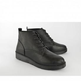 Ženske duboke cipele LH96206 crne