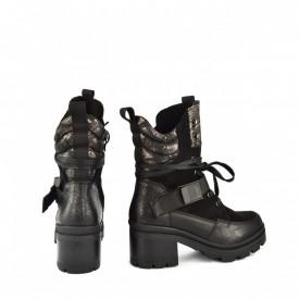Ženske duboke cipele na štiklu LH095976CR crne