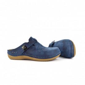 Ženske papuče 154149PL plave