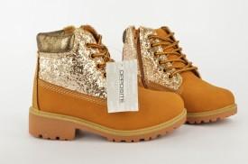 Dečije duboke cipele - Kanadjanke CH75411 bež