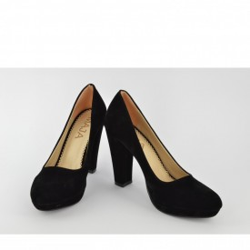 Ženske cipele na štiklu 2019CR crne