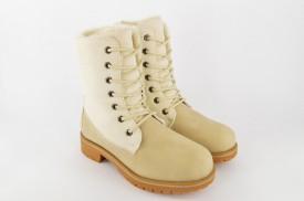 Ženske duboke cipele - Kanadjanke LH85354 bež