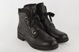 Ženske duboke cipele LH85635-C crne