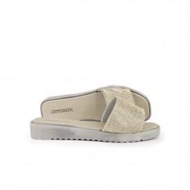 Ženske papuče LP055714SB srebrne
