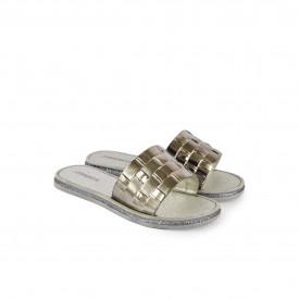 Ženske papuče LP05717SV sive