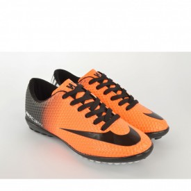 Dečije patike za fudbal D401-1N narandžaste