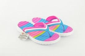 Gumene dečije papuče - Japanke 08611 šarene
