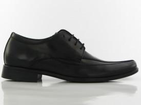 Kožne muške cipele 1001 crne