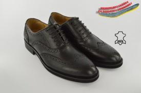 Kožne muške cipele 215117 crne