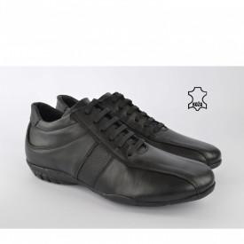 Kožne muške cipele 471CR crne