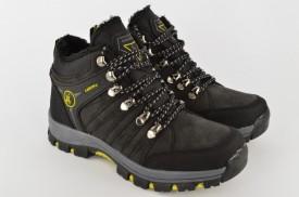 Postavljene dečije duboke cipele 2017-1C crne