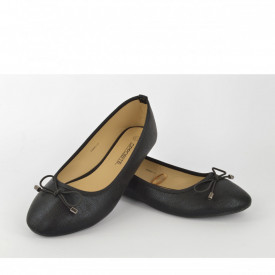 Ženske baletanke L020451CR crne