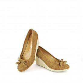 Ženske cipele na ortoped petu 5242-845BE bež