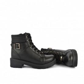 Ženske duboke cipele 2158CR crne
