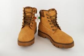 Ženske duboke cipele - Kanadjanke LH77103 braon