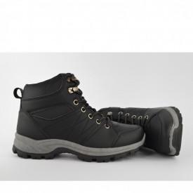 Ženske duboke cipele LH96150CR crne