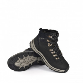 Ženske duboke cipele WK1430BCR crne