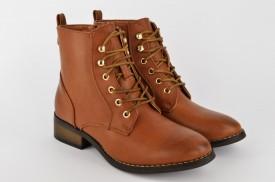 Ženske duboke cipele WSH07055 braon