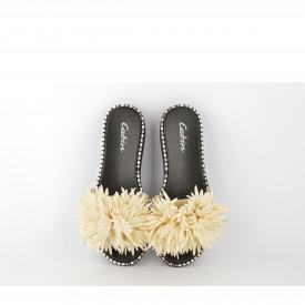 Ženske papuče 1125-2BE bež