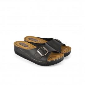Ženske papuče 459CR crne