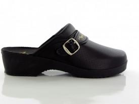 Ženske papuče - Klompe P-C crne