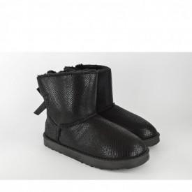 Ženske čizme - Šunjalice LH75027 crne