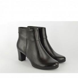 Ženske čizme na štiklu LH95652-C crne