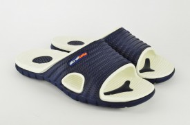 Gumene muške papuče E201M plave