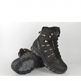 Dečije duboke cipele 1633CR crne