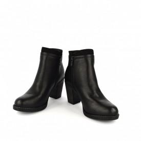 Duboke cipele na štiklu LH085618-1CR crne