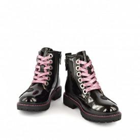 Postavljene dečije duboke cipele CH095973CR crne