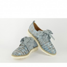 Ženske cipele L90631 plave