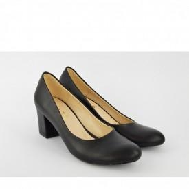 Ženske cipele na štiklu 2025CR crne