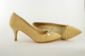 Ženske cipele na štiklu L70201 bež