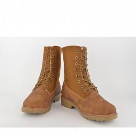 Ženske duboke cipele - Kanadjanke 320-8-B braon