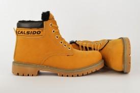 Ženske duboke cipele - Kanadjanke 506-Ž žute