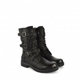 Ženske duboke cipele - Martinke WSB10030CR crne