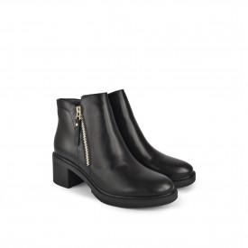 Ženske duboke cipele na štiklu XT9983CR crne