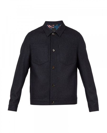 Rarebit Short Wool Jacket