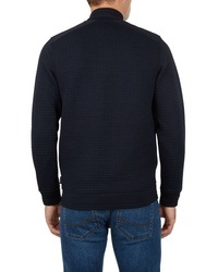 Narn Quilted Funnel Neck Jacket