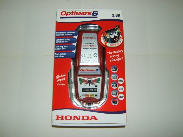honda optimate 3 battery charger manual