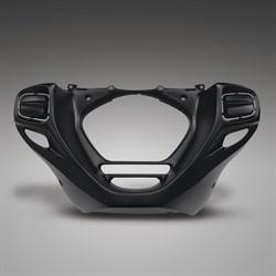Fekete alsó idom a ködlámpák köré kép